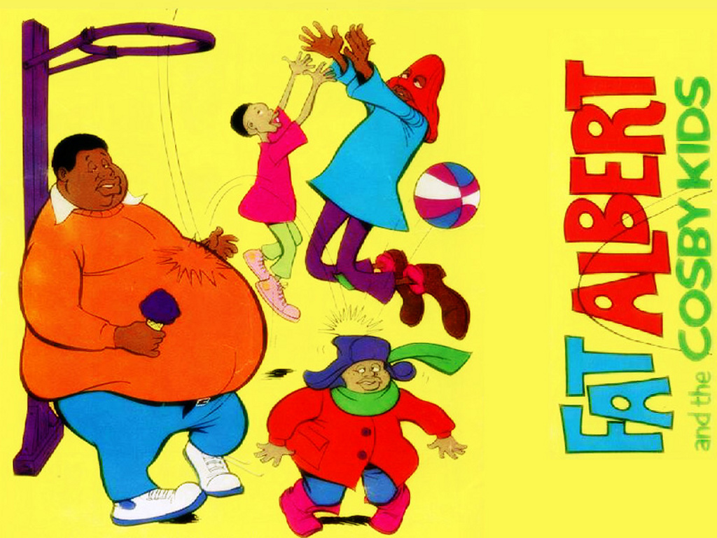 Cartoons Wallpaper: Fat Albert