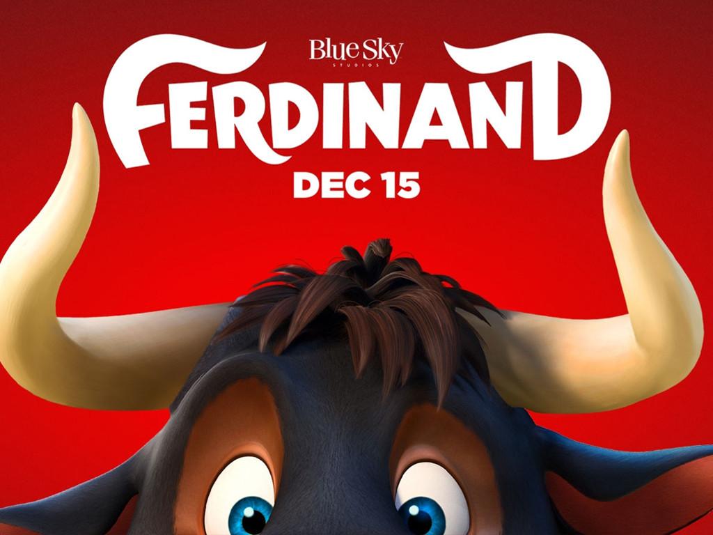 Cartoons Wallpaper: Ferdinand