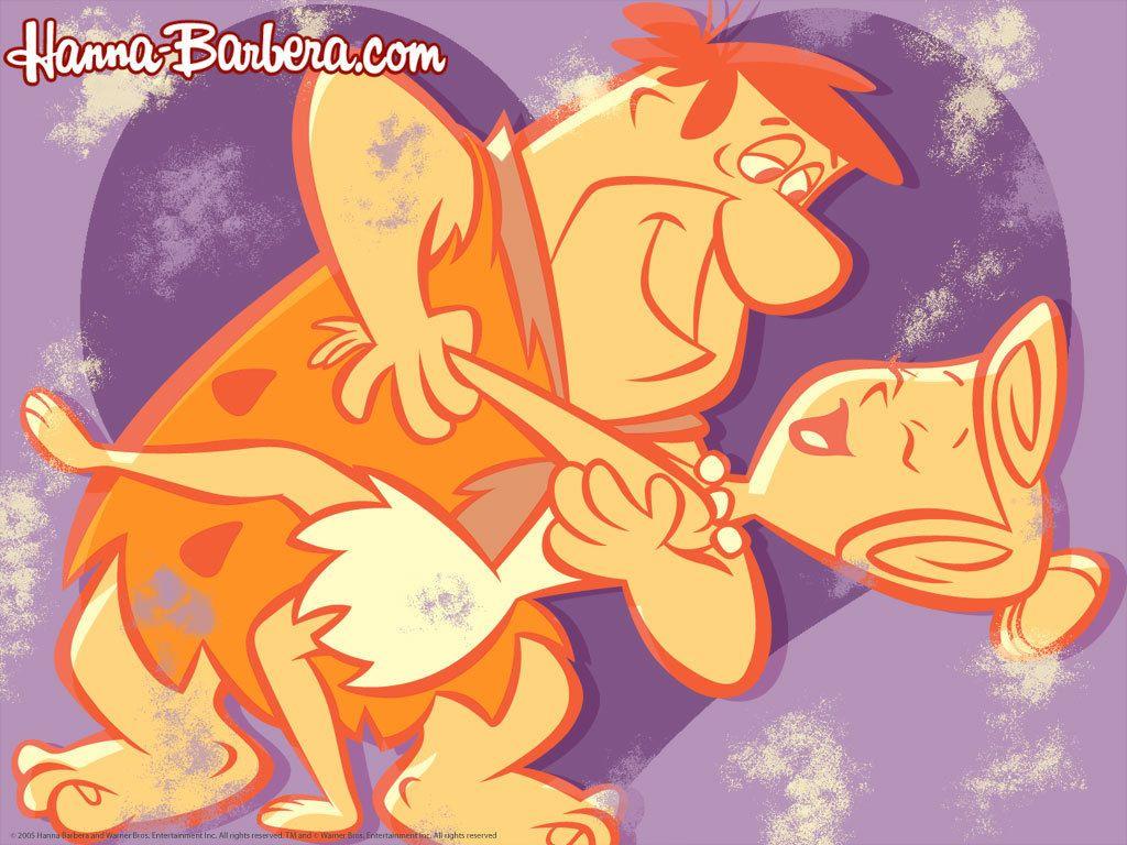 Cartoons Wallpaper: Flintstones