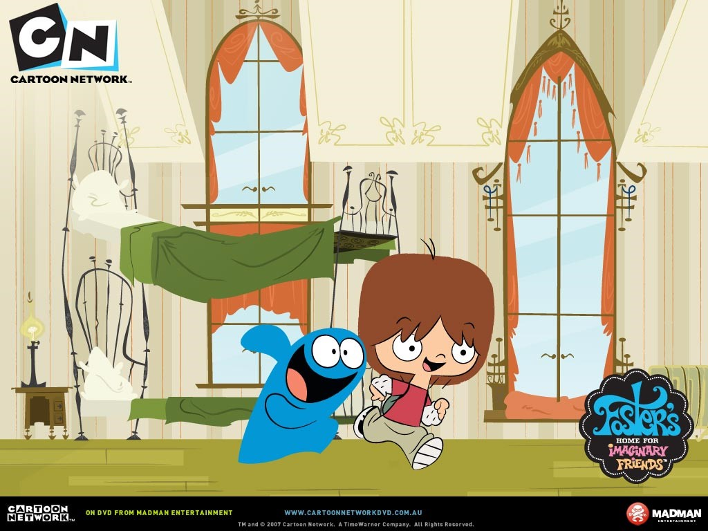 Cartoons Wallpaper: Foster's Home for Imaginary Friends