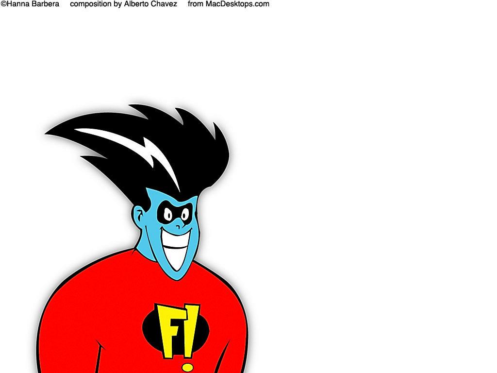 Cartoons Wallpaper: Freakazoid