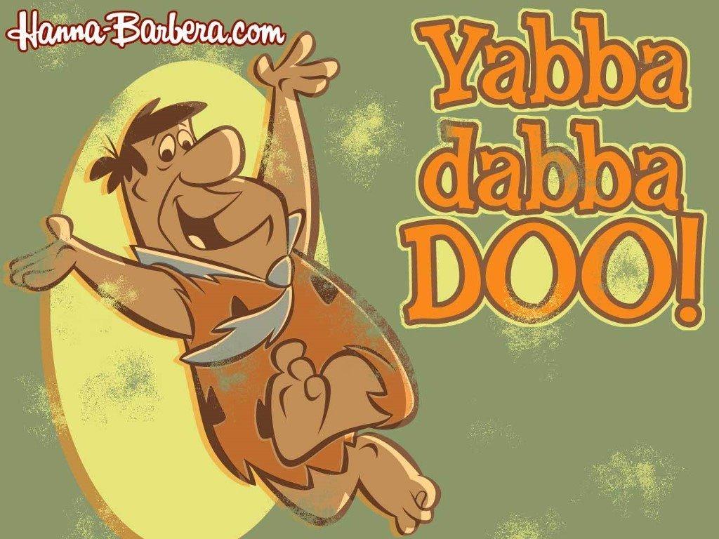 Cartoons Wallpaper: Fred Flintstone