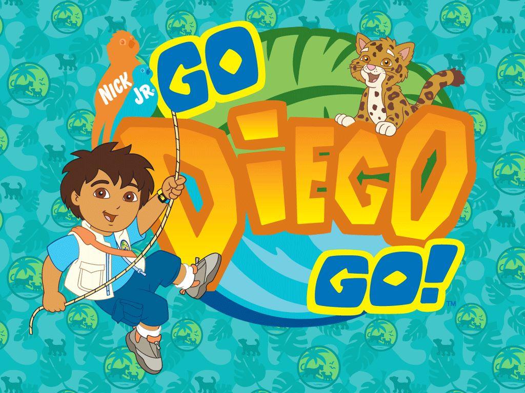 Cartoons Wallpaper: Go, Diego, Go!