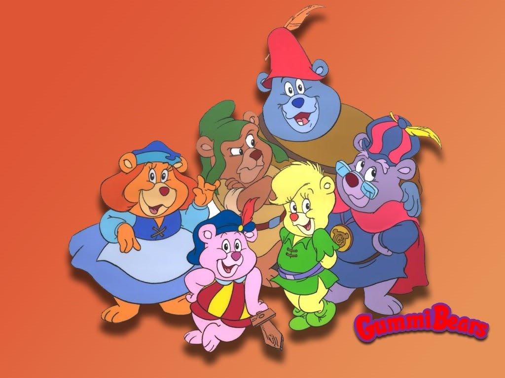 Cartoons Wallpaper: Gummi Bears