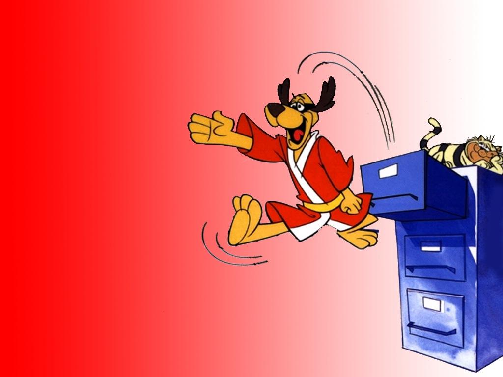 Cartoons Wallpaper: Hong Kong Phooey