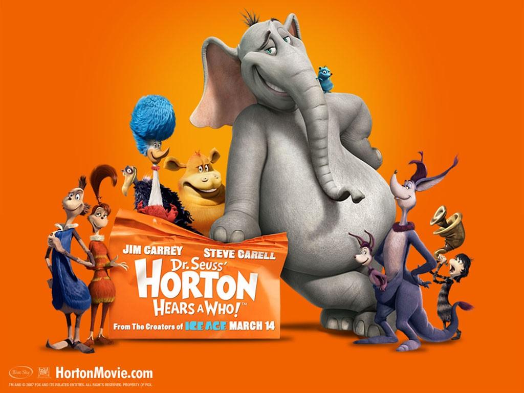 Cartoons Wallpaper: Horton Hears a Who!