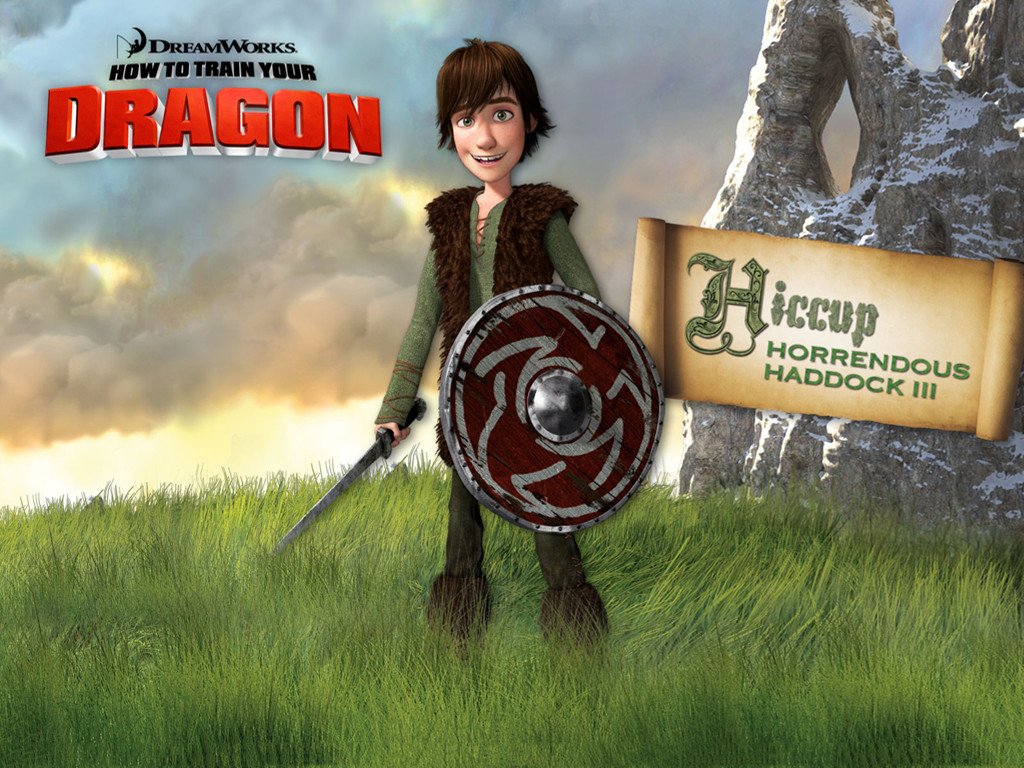 Cartoons Wallpaper: How To Train Your Dragon