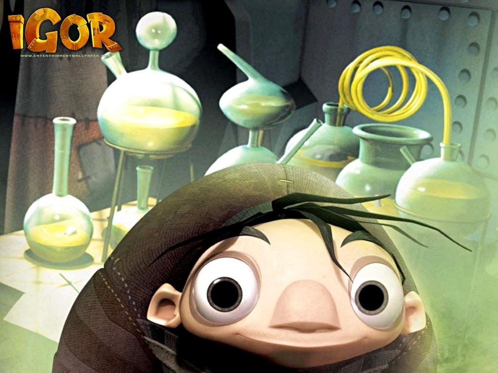 Cartoons Wallpaper: Igor