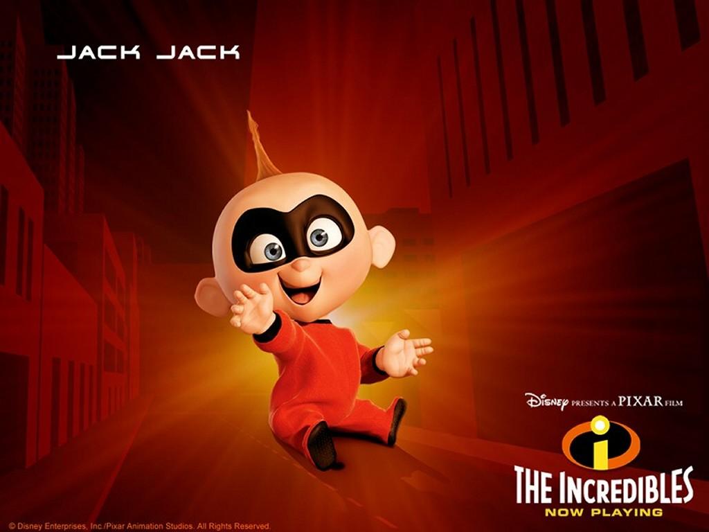 Cartoons Wallpaper: The Incredibles - Baby