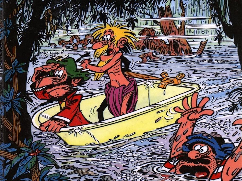 Cartoons Wallpaper: Izznogoud