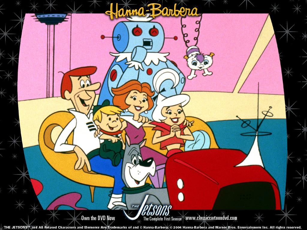 Cartoons Wallpaper: Jetsons