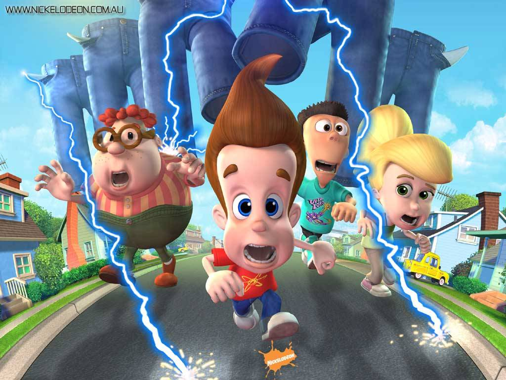 Cartoons Wallpaper: Jimmy Neutron