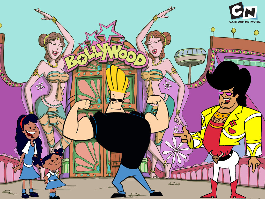 Cartoons Wallpaper: Johnny Bravo