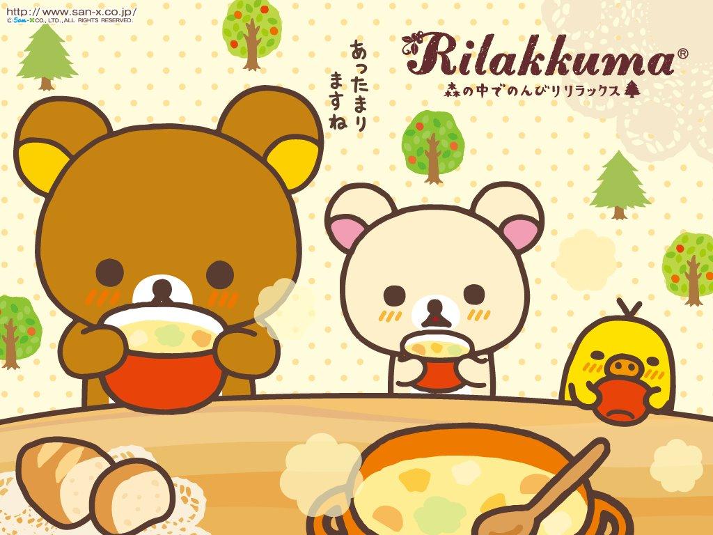 Cartoons Wallpaper: Kawaii