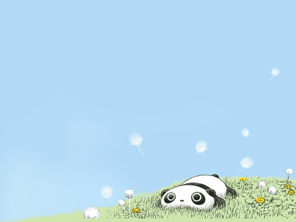 Cartoons Wallpaper: Kawaii