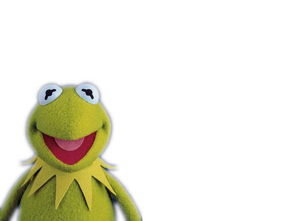 Cartoons Wallpaper: Kermit