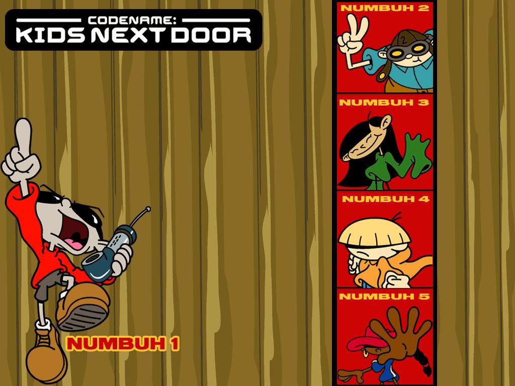 Cartoons Wallpaper: Kids Next Door
