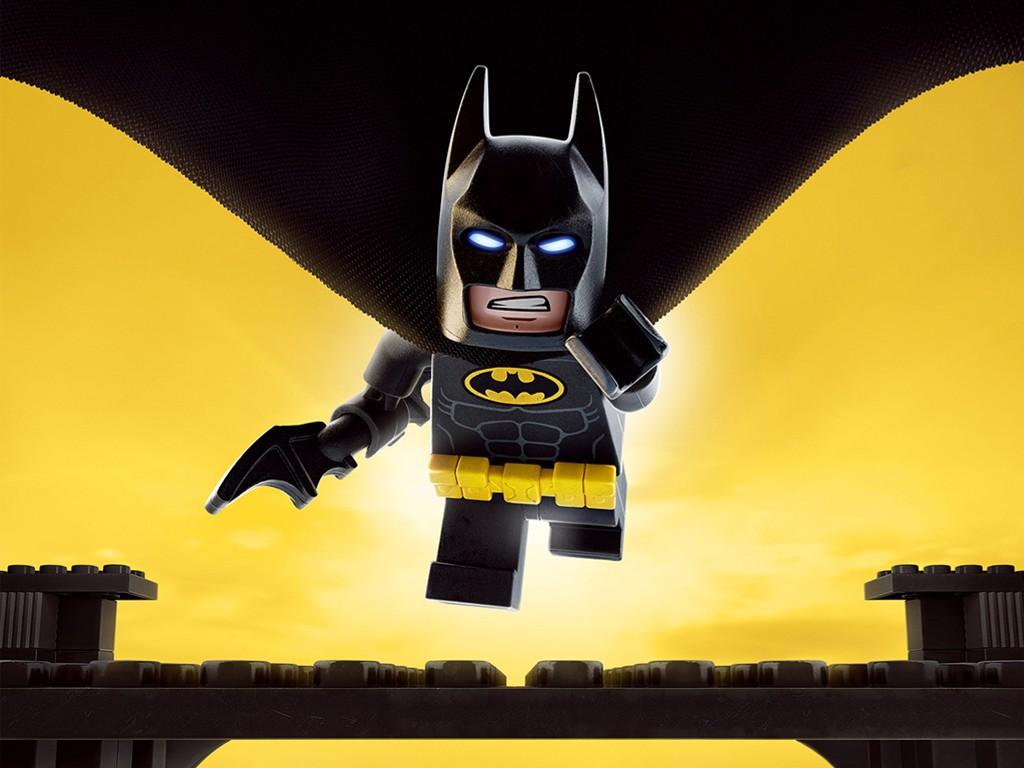 Cartoons Wallpaper: The Lego Batman Movie