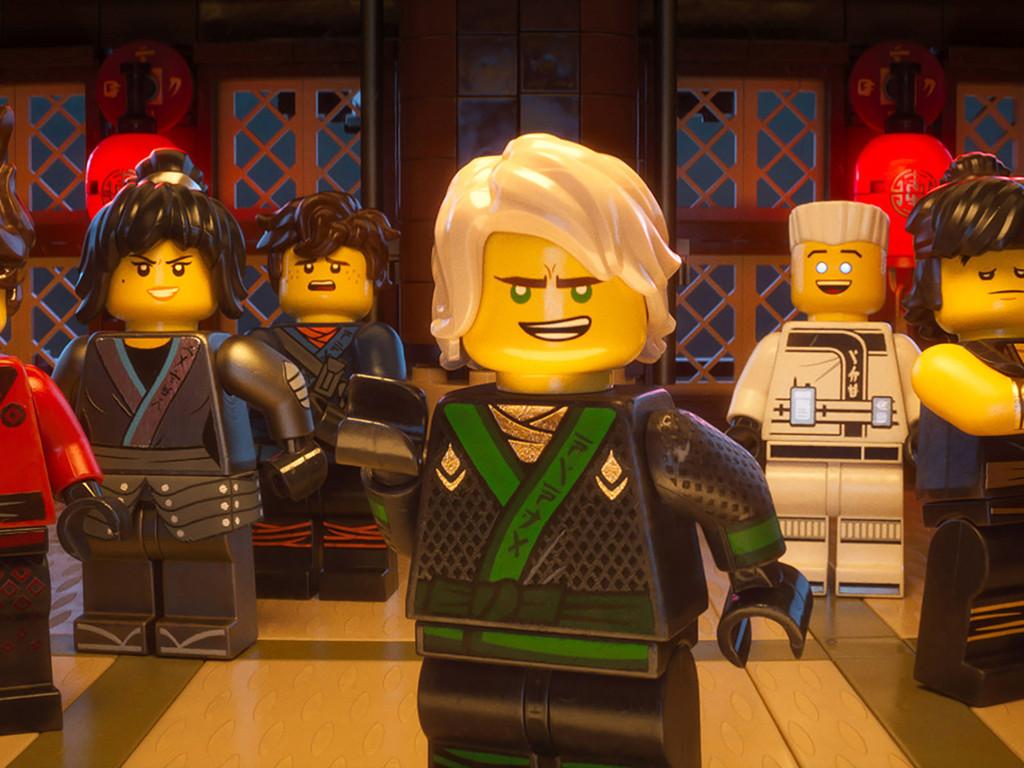 Cartoons Wallpaper: Lego Ninjago