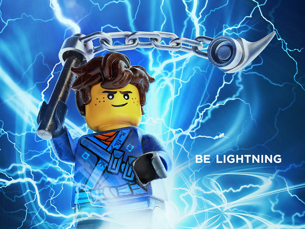 Cartoons Wallpaper: Lego Ninjago - Jay