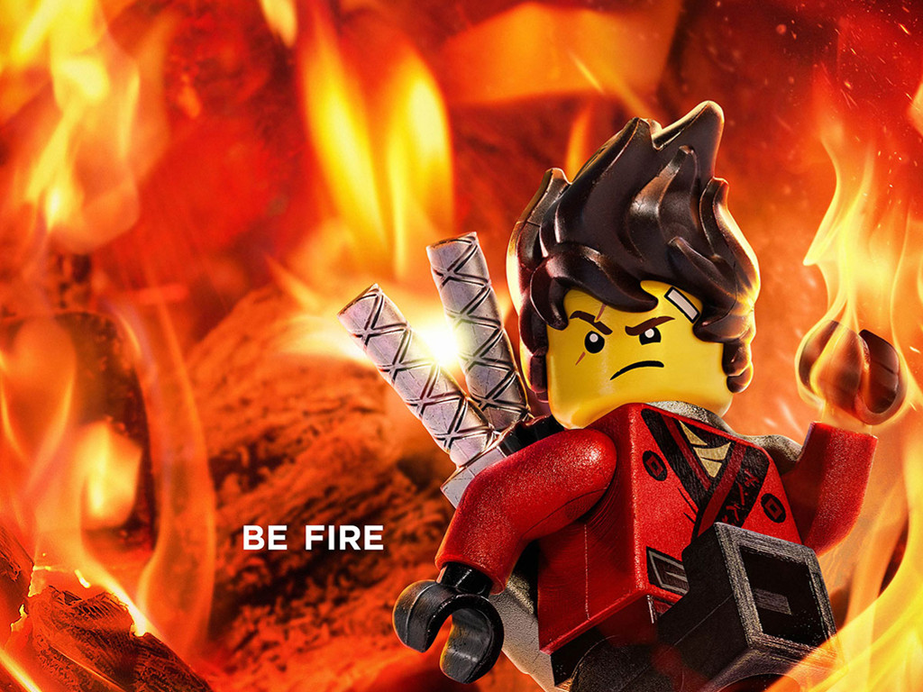 Cartoons Wallpaper: Lego Ninjago - Kai