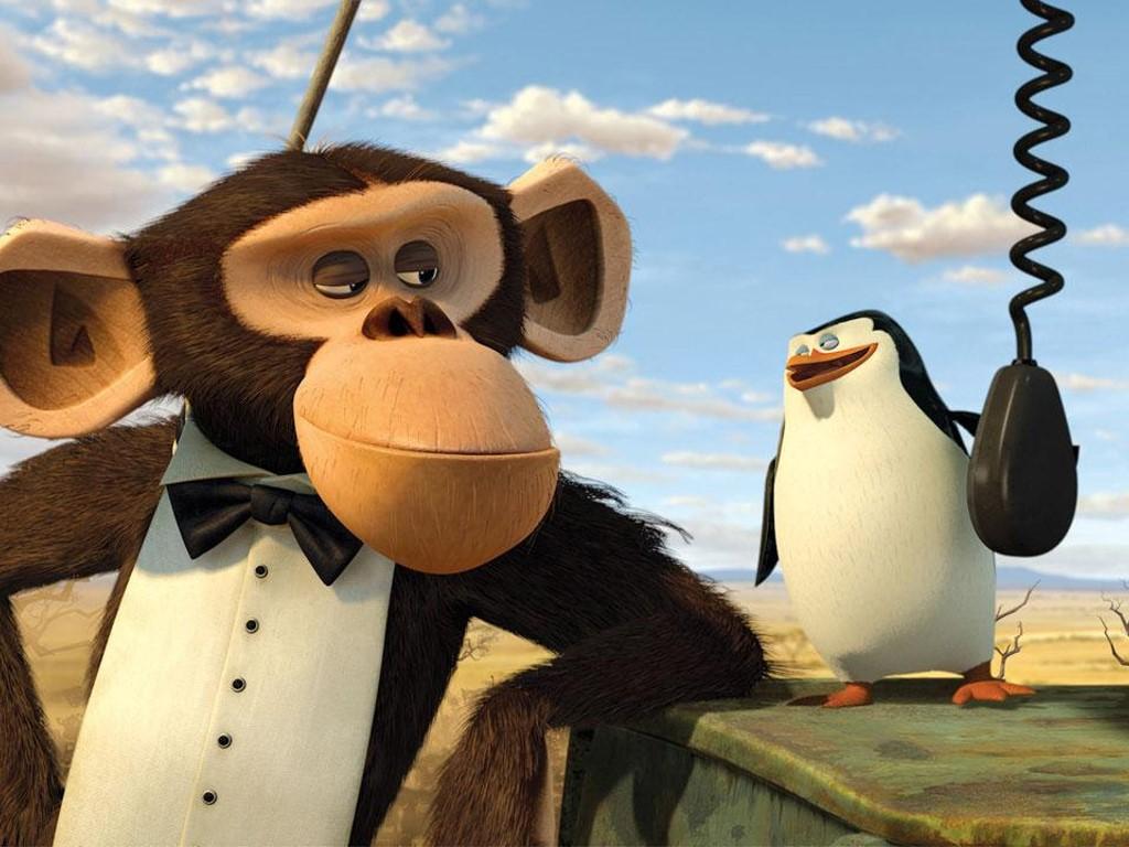 Cartoons Wallpaper: Madagascar 2