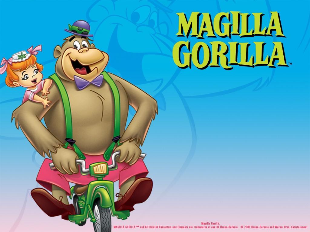 Cartoons Wallpaper: Magilla Gorilla