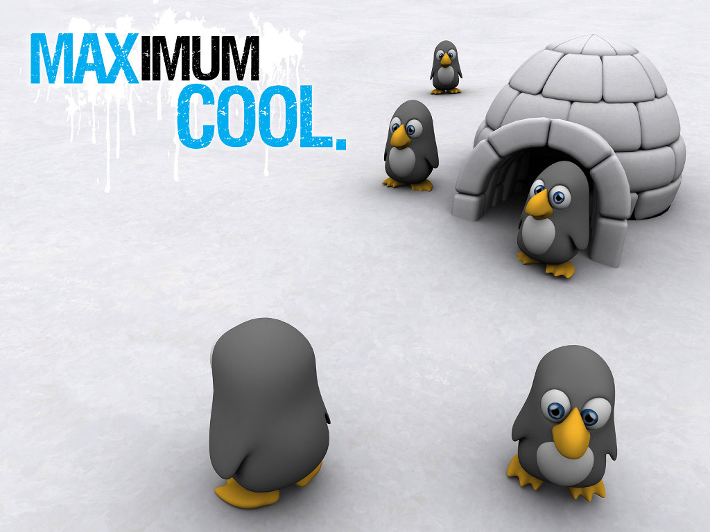 Cartoons Wallpaper: Maximum Cool