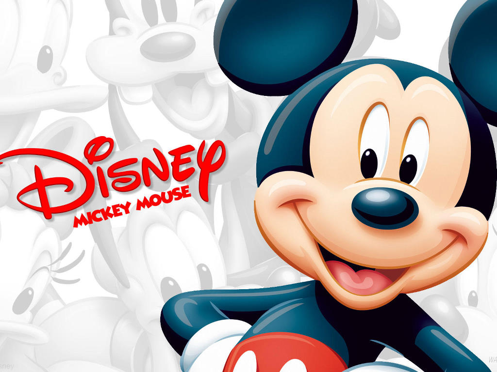 Cartoons Wallpaper: Mickey Mouse