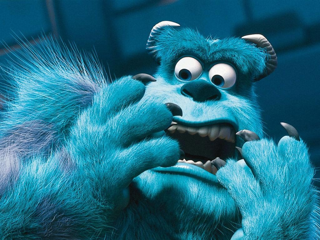 Cartoons Wallpaper: Monsters, Inc - Sully