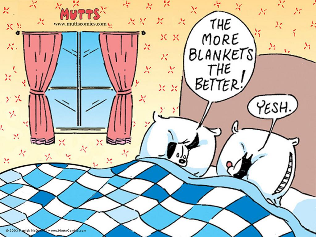 Cartoons Wallpaper: Mutts