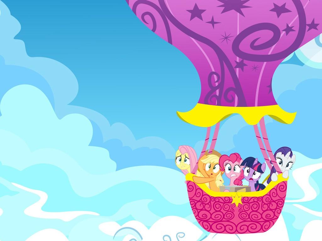Cartoons Wallpaper: My Little Pony - Friendship is Magic