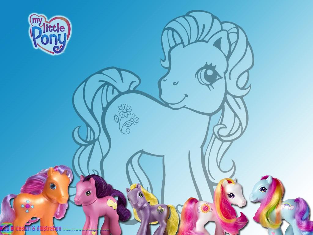 Cartoons Wallpaper: My Little Pony