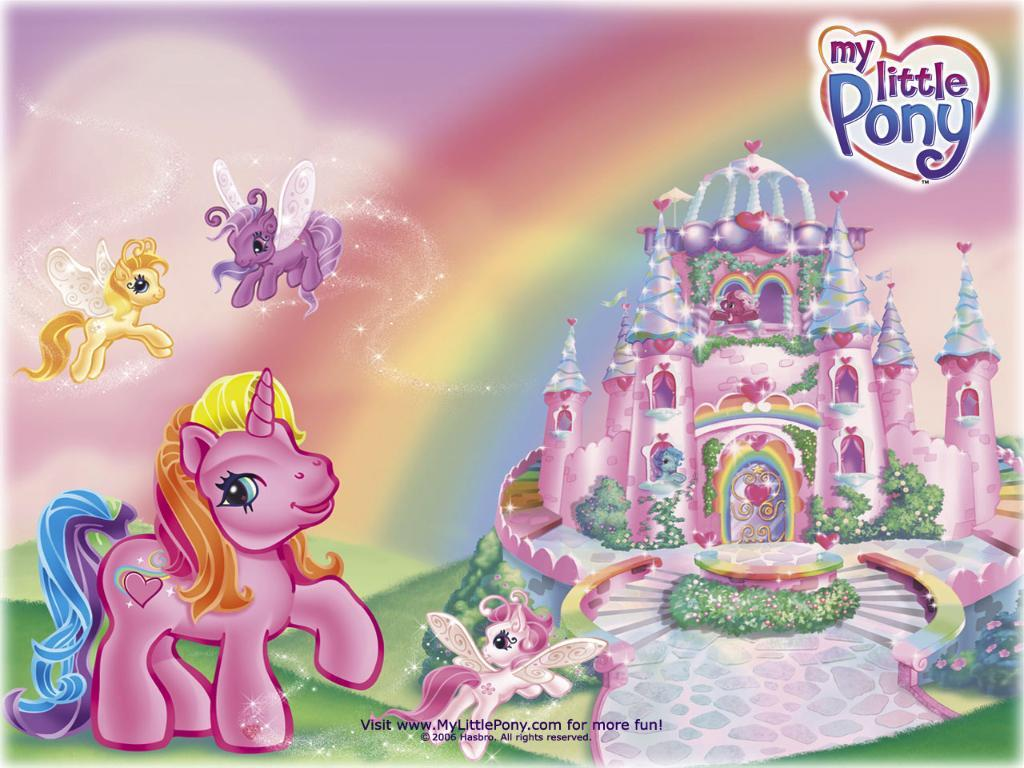 Cartoons Wallpaper: My Little Pony