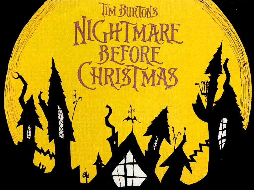 Cartoons Wallpaper: Nightmare Before Christmas
