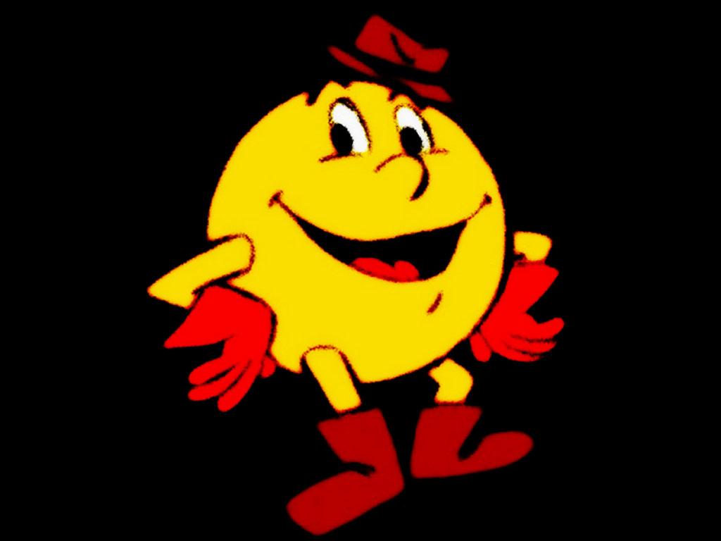 Cartoons Wallpaper: Pac-Man
