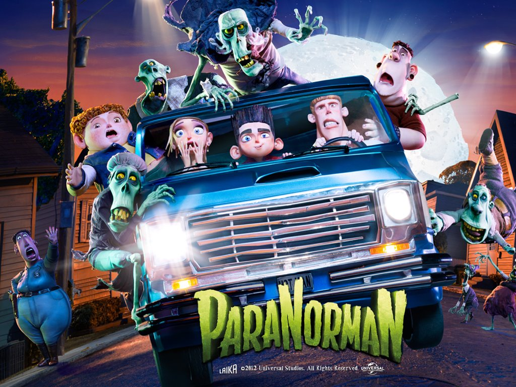Cartoons Wallpaper: ParaNorman