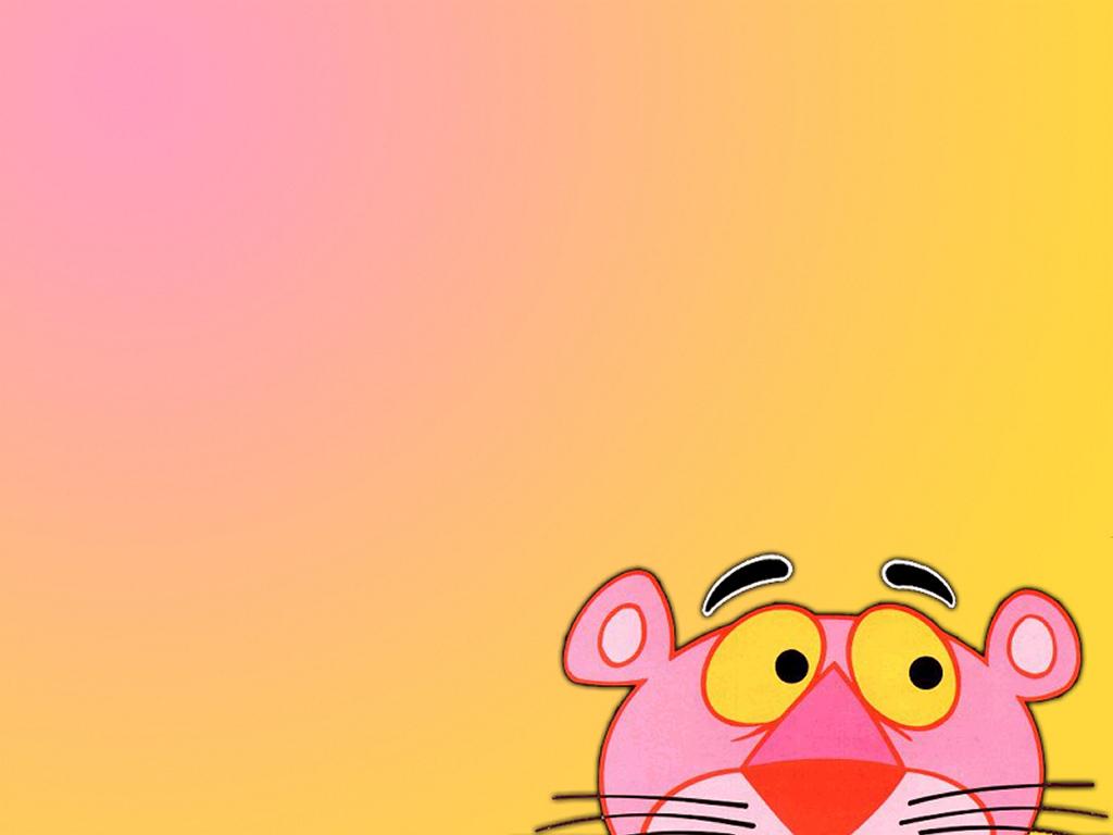Cartoons Wallpaper: Pink Panther