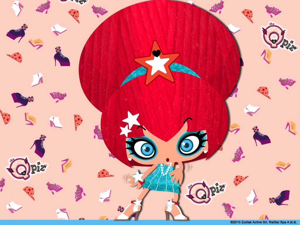 Cartoons Wallpaper: Qpiz