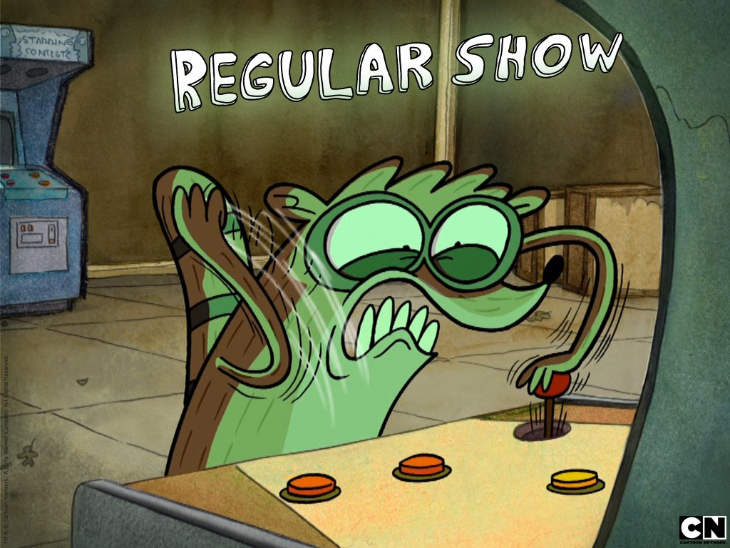 Cartoons Wallpaper: Regular Show