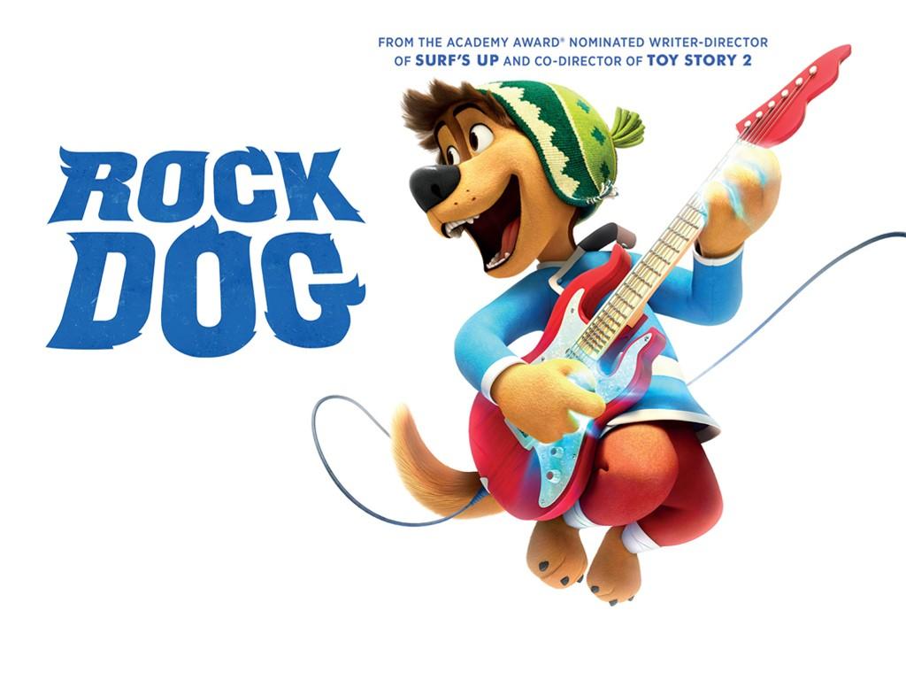 Cartoons Wallpaper: Rock Dog