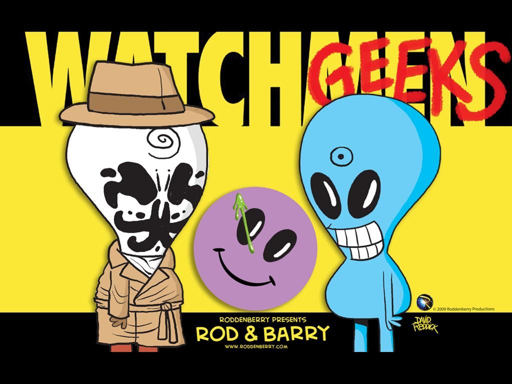 Cartoons Wallpaper: Rod and Berry - Watchgeeks