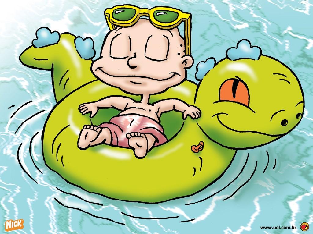 Cartoons Wallpaper: Rugrats
