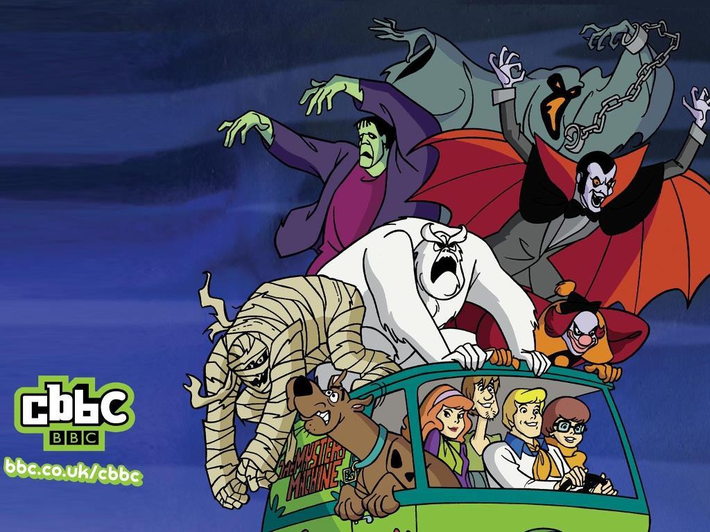 My Free Wallpapers - Cartoons Wallpaper : Scooby-Doo