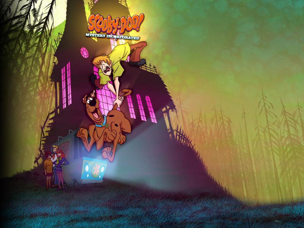Cartoons Wallpaper: Scooby-Doo - Mistery Inc