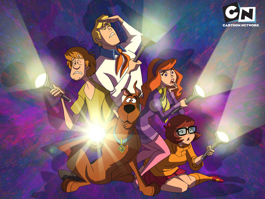 Cartoons Wallpaper: Scooby-Doo Mystery Inc.