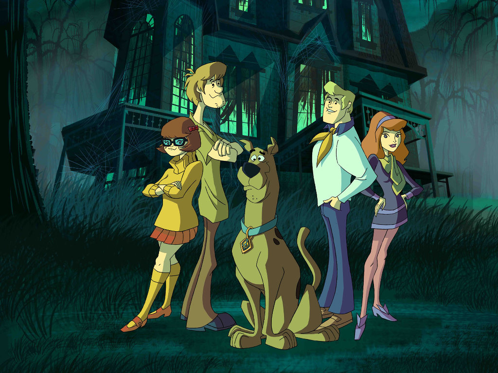 Cartoons Wallpaper: Scooby-Doo! Mystery Incorporated