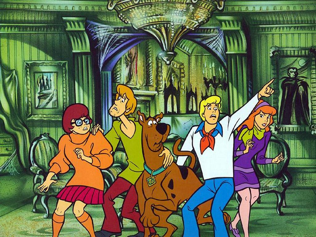 Cartoons Wallpaper: Scooby Doo