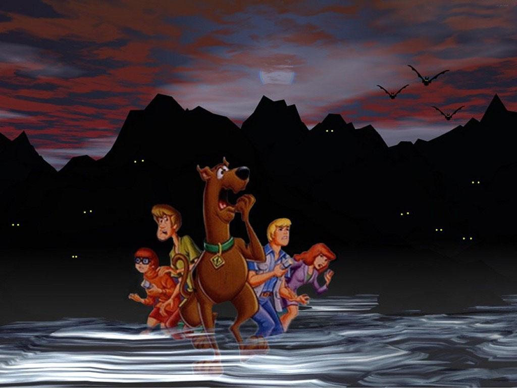 Cartoons Wallpaper: Scooby Gang