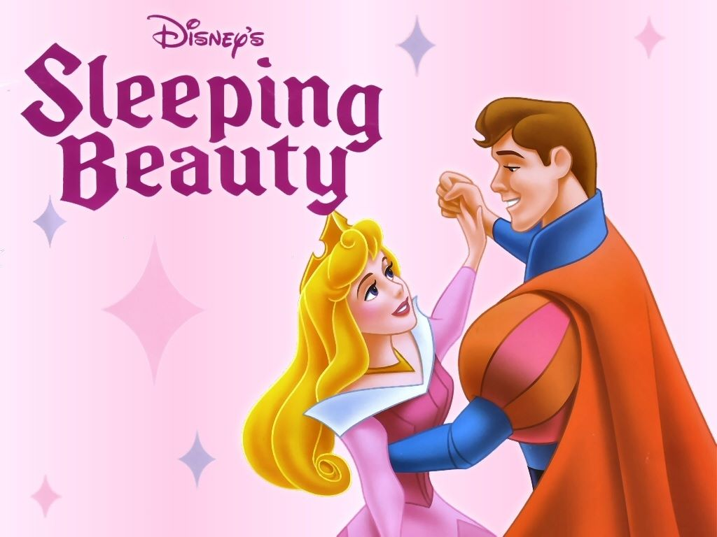Cartoons Wallpaper: Sleeping Beauty